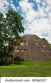 The Mayan Ruins of Tikal in Belize