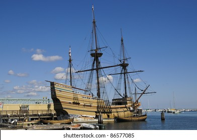 Mayflower II, Plymouth, Massachusetts, USA