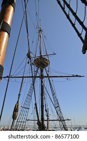 Mayflower II, Plymouth, Massachusetts, USA