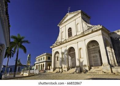Mayor Plaza, Trinidad Cuba