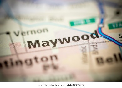 Maywood. California. USA