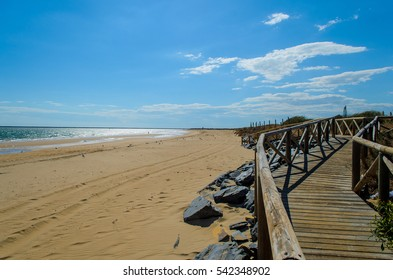 Mazagon beach, Huelva , Spain