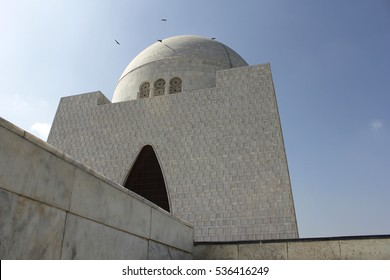 Mazar e Quaid | Shrine of Founder of Pakistan | Place also known as the Jinnah Mausoleum or the National Mausoleum, is the final resting place of Quaid-e-Azam Muhammad Ali Jinnah
