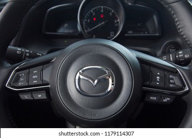 Mazda 3 (known as the Mazda Axela in Japan) is a compact car manufactured in Japan by Mazda. It has unique interior design.