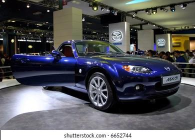 Mazda MX-5 Miata at Motorshow Bologna 2006