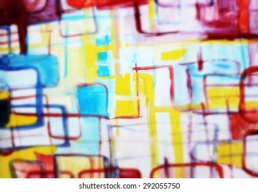 Maze background or Interesting background, Web background, Creative design, Colorful background, Creative background, Painted background, Postcard design, Cover design