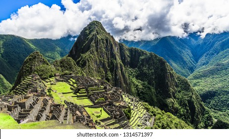The Maze Of Machu Picchu