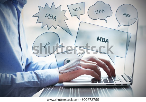 MBA, Education Concept