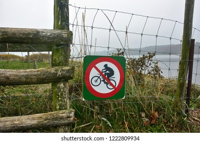 MBT -cycling prohibited