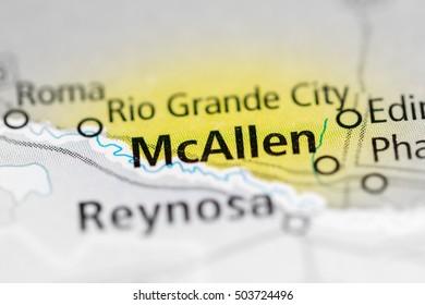 McAllen. Texas. USA