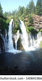 McArthur Burney Falls State Park Califronia