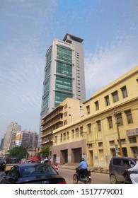 MCB Tower building on I I Chundrigar road - Karachi Pakistan - Sep 2019