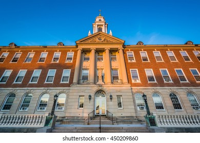 McDonough Hall, at the University of Saint Joseph, in Hartford, Connecticut.