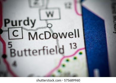 McDowell. Missouri. USA