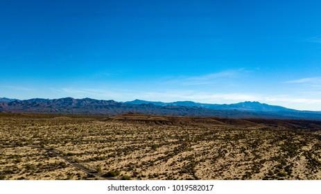 McDowell Regional Park Landscape, Arizona