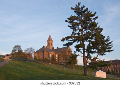 McGraw Clock Tower, Cornell