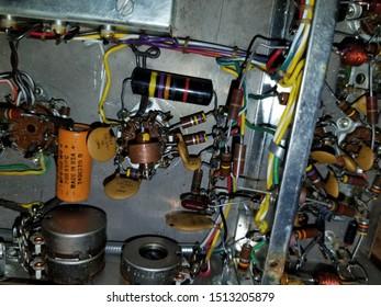 Mcintosh Circuit Board Stereo Amplifier