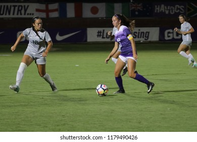 MCKENZIE  Cook forward for the Grand Canyon University Lopes at GCU Stadium in Phoenix,AZ USA September 13,2018.