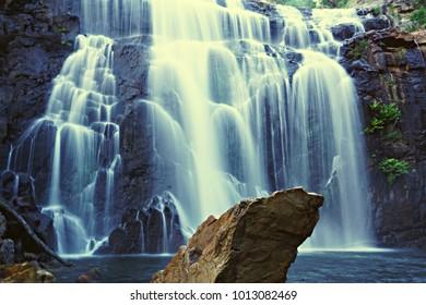 McKenzie falls in the Grampians in Victoria Australia