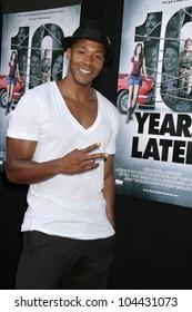 McKinley Freeman at the Los Angeles Sneak Peek Screening of 'Ten Years Later'. Majestic Crest Theatre, Los Angeles, CA. 07-16-09
