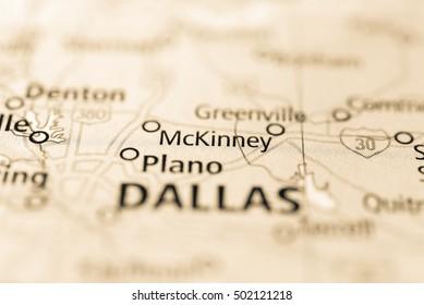 McKinney, Texas, USA.