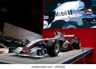 McLaren Mercedes at Motorshow Bologna 2005