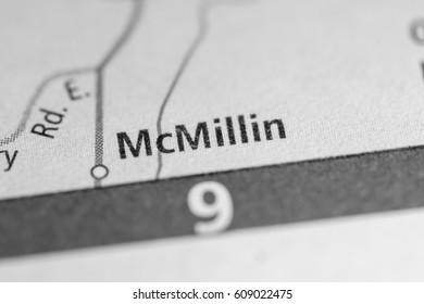 McMillin. Washington. USA