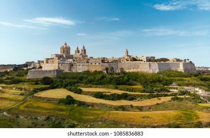 Mdina city. Malta