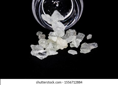 MDMA the main ingredient in ecstasy pills in its pure form.