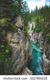 meadow creek gorge, south fork flathead river