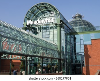 Meadowhall shopping Mall, Sheffield, Yorkshie, UK, Taken on 12/03/2013