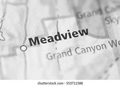 Meadview. Arizona. USA