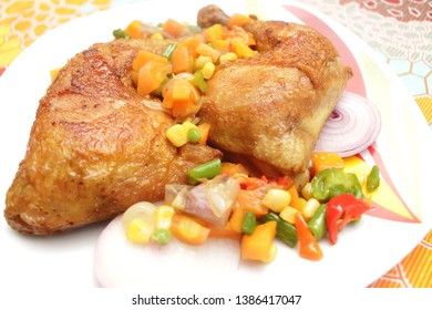 Fried Chicken Photography Images, Stock Photos & Vectors