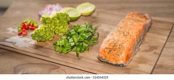 Meal Prep Salmon