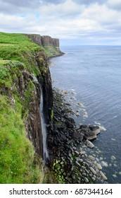 Mealt Falls, Isle od Skye.