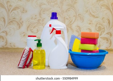 Means and tools for house cleaning