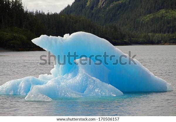 Meares Glacier, Gulf of Alaska