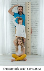 Measure the increase in children