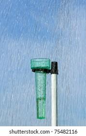 measure the quantity of rain