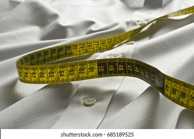 measure and suit shirt
