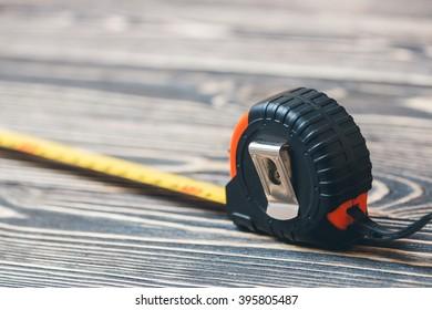 Measure tape meter