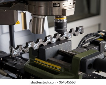 measurement of surface roughness of the optical profilometer