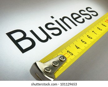 Measuring performance for business