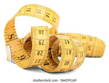 Measuring tape of tailor