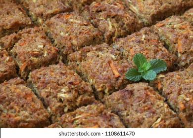meat appetizer kibbeh