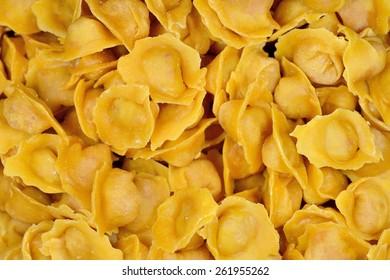 Meat filings pasta- Cappelletti-Agnolotti