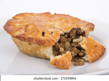 meat pie tourtiere