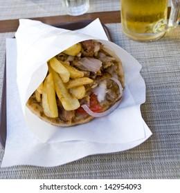 Meat in Pite