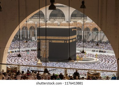 Mecca the destination of Muslims 1
