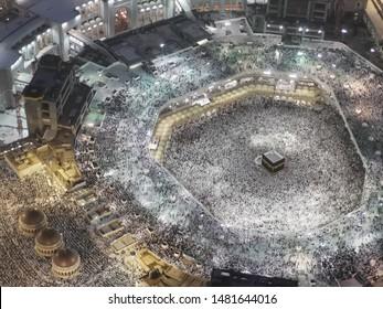 Makkah Top View Images Stock Photos Vectors Shutterstock